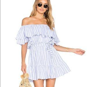 NWT Faithfull The Brand x Revolve Aura Dress